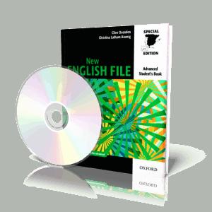Курсы английского языка в Самаре построены на базе учебников New English File - Advanced (Продвинутый английский). Запись на бесплатный английский урок.