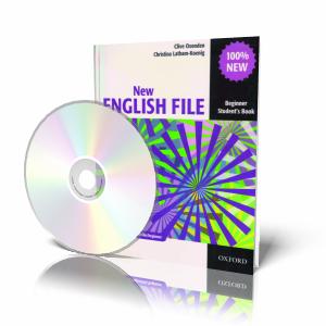 Курсы английского языка в Самаре построены на базе учебников New English File - Beginner (Начинающий английский). Запись на бесплатный английский урок.