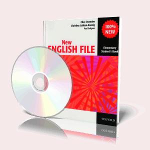 Курсы английского языка в Самаре построены на базе учебников New English File - Elementary (Начинающий английский). Запись на бесплатный английский урок.