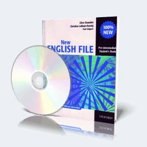 Курсы английского языка в Самаре построены на базе учебников New English File - Pre-Intermediate (Разговорный английский). Запись на бесплатный английский урок.