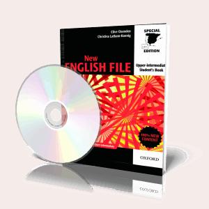 Курсы английского языка в Самаре построены на базе учебников New English File - Upper-Intermediate (Продвинутый английский). Запись на бесплатный английский урок.