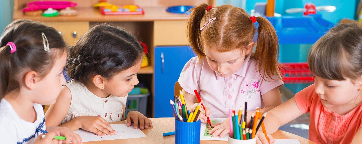 Запуск первых детских групп Young Learners of English