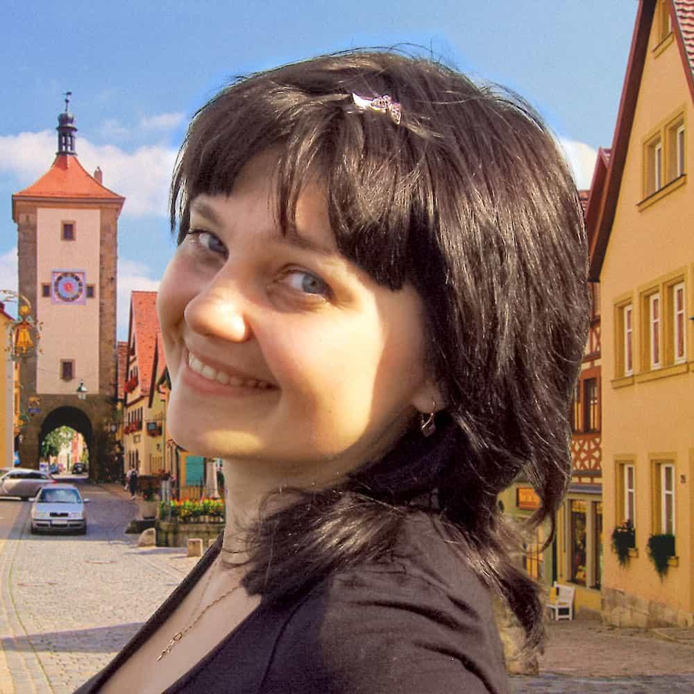 Крестина Елена - профессиональный преподаватель немецкого языка для детей и взрослых в Самаре. Подготовка к ОГЭ и ЕГЭ по немецкому языку в Самаре.