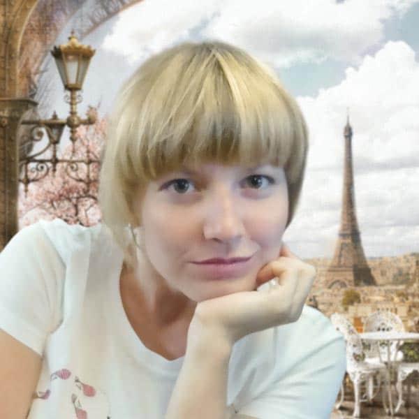 Тюрина Анна. Курсы французского языка в Самаре. Французский в Самаре индивидуально и группе. Французский с нуля - начальный уровень.